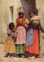 Spanish gypsy (gitano)